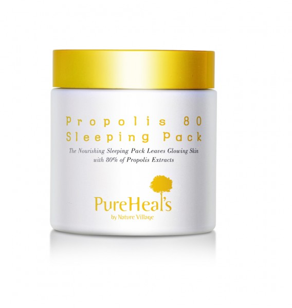 PUREHEALS Propolis 80 Sleeping Pack