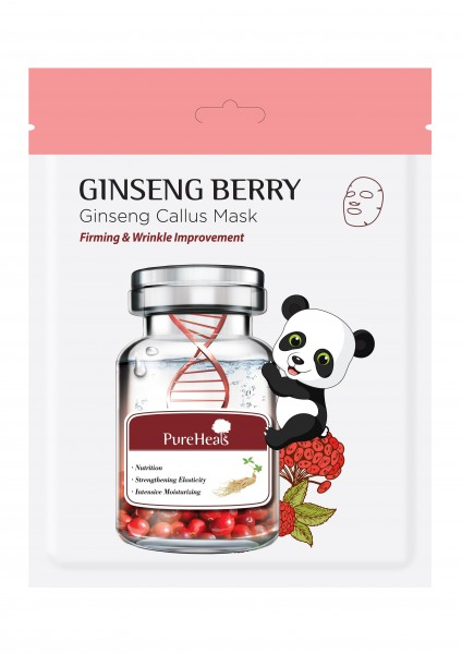 PUREHEALS Gingseng Berry Ginseng Callus Mask