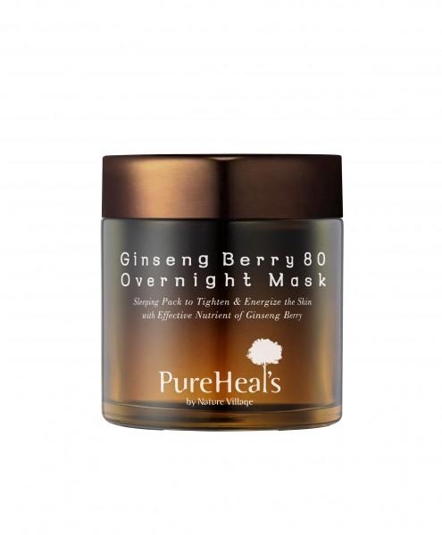 PUREHEALS Ginseng Berry 80 Overnight Mask