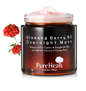 pureheals-ginseng-berry-overnight-mask